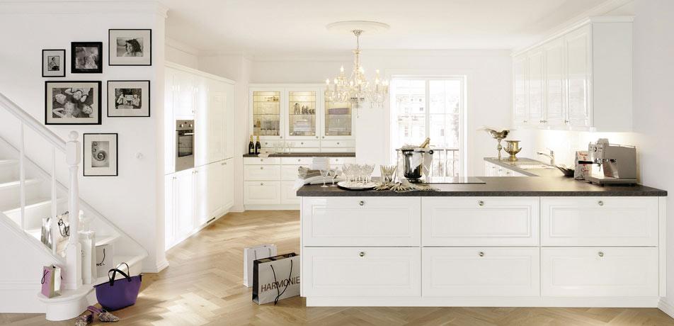Küche aktuell  Klassische Komplettküchen | KÜCHEN-AKTUELL
