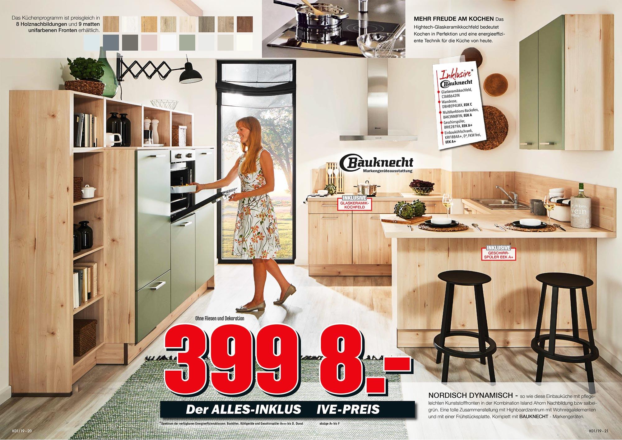 Kuchenkatalog dockarmcom for Küchenkataloge