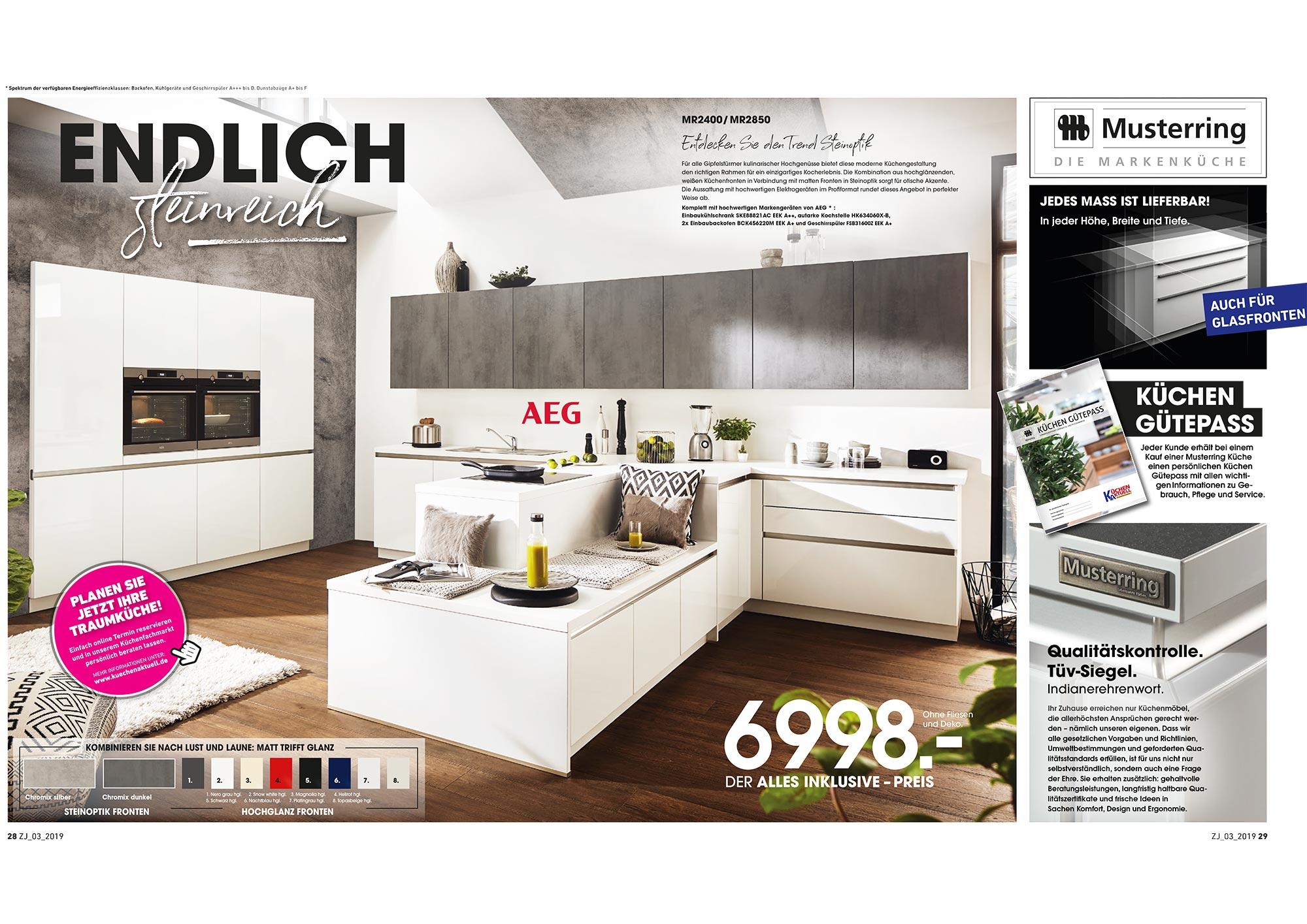 küchenprospekt | hochwert küchen prospekt - Küche Aktuell Braunschweig