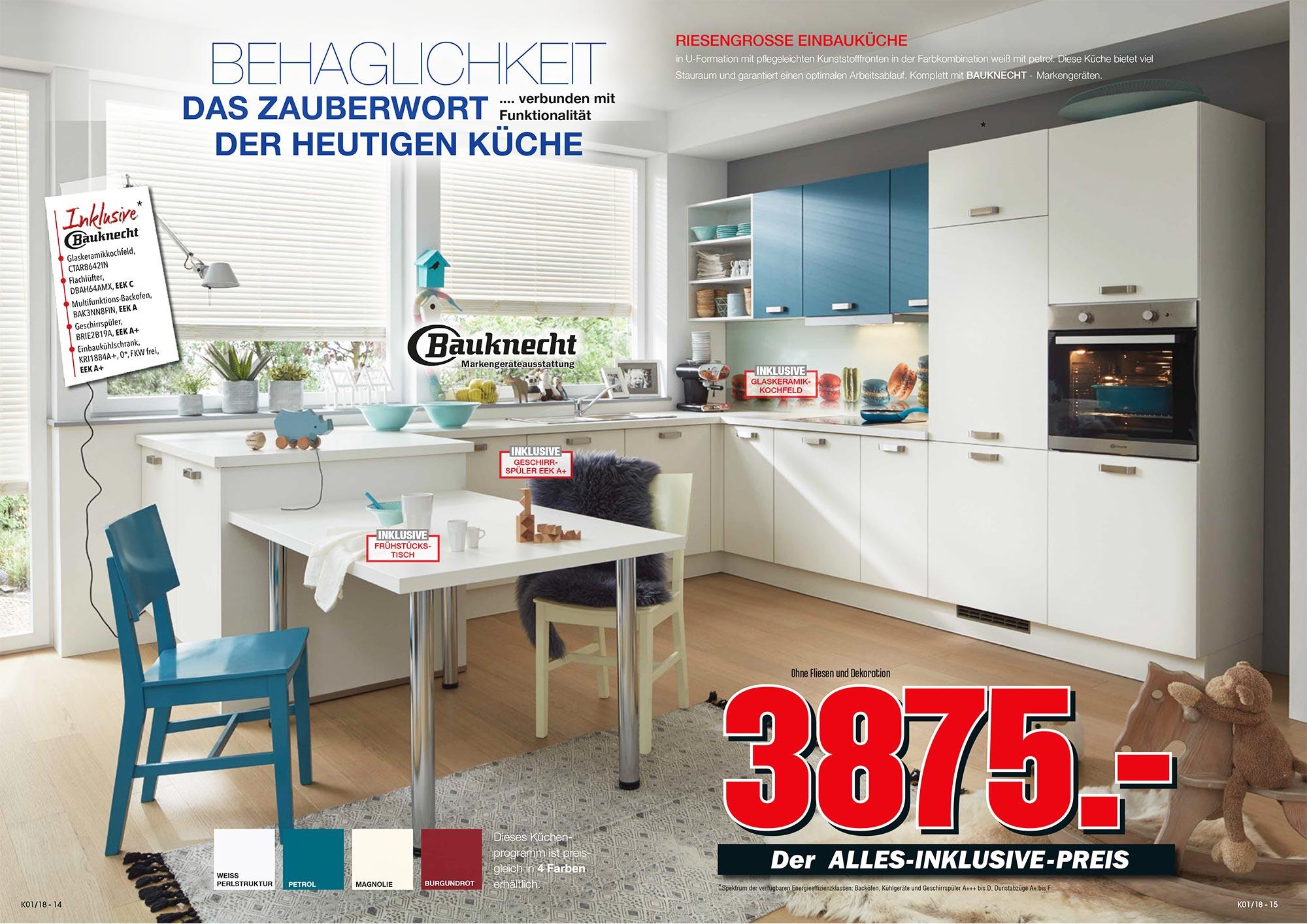 Küchenkatalog Küchen Aktuell Katalog Online Ansehen