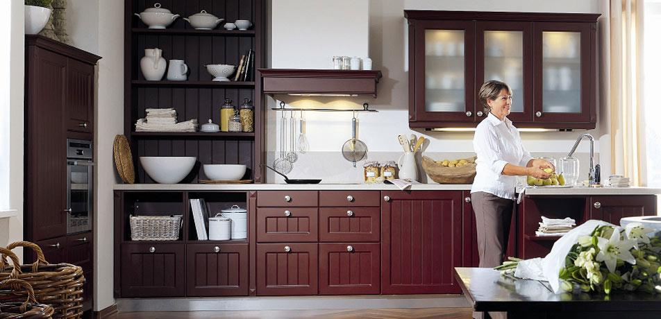 Landhausküchen Küche Landhausstil Küchen Aktuell
