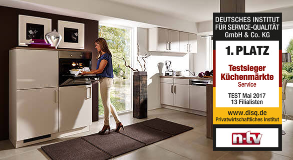 Küchenberatung test  Küchenstudio Düsseldorf | Küchen-Aktuell GmbH